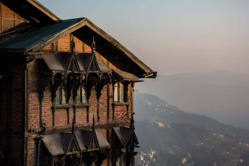 Evening in Shimla
